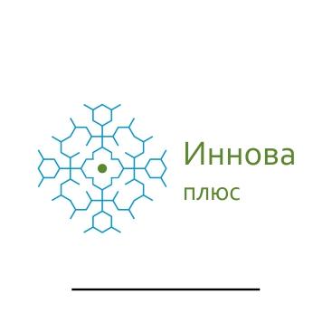 Логотип инновационной компании